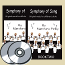 This beautiful collection of original songs for children's choirs is a compilation of some of Matthew's material arranged for unison, 2 and 3 part voices and piano. Great for assemblies, concerts and special theme days. Script, song sheets, piano/vocal score and a CD with performances and backing tracks included.