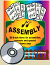 20 items for assemblies, concerts and special theme days covering topics including food, family, mini beasts, gold, ANZACS, Indigenous Australians, convicts, water, Christmas and more. Each 10 minute item includes many small speaking parts, a great song and extension opportunities. Double CD with vocal and instrumental versions included.