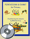 Filled with easy to use activities and lots of examples, this wonderful resource will help you make valuable use of all those assorted  percussion instruments in your classroom. Play the beat, rhythms, and accompaniments as you chant, sing, play, perform and learn. Great for class music & performance groups.